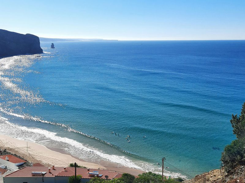 Why should I learn to surf in Arrifana?